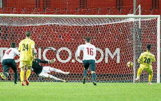 Sevilla Atlético 0-1 Reus: Primera derrota en casa del filial