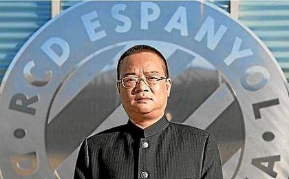 Chen Yansheng quiere fichar a un jugador chino para el Espanyol.