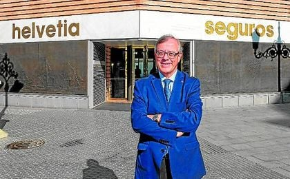 García, director de Marketing de Helvetia Seguros.
