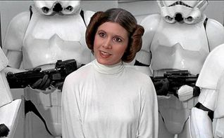 Fallece Carrie Fisher, la princesa Leia de ´Star Wars´