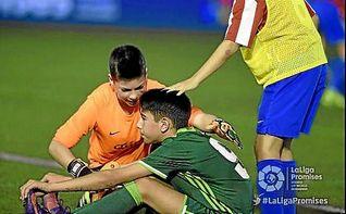 Betis y Sevilla, eliminados de LaLiga Promises