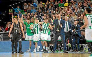 RETAbet Bilbao 82-85 Betis Baloncesto: El Betis saca el gen competitivo