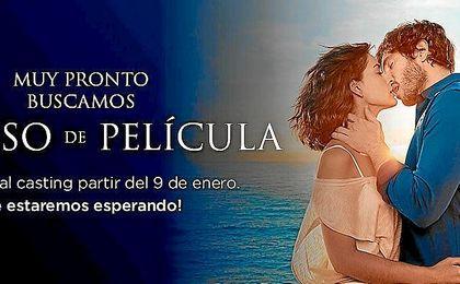 Se busca en Sevilla a una pareja para el corto ´Un beso de película´.