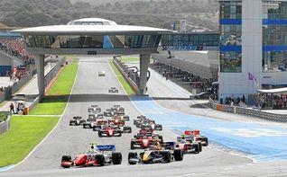 El Circuito de Jerez acogerá en marzo la pretemporada de Fórmula V8 3.5