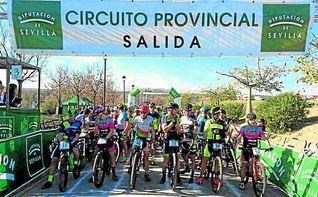 Sobre ruedas en La Puebla de Cazalla