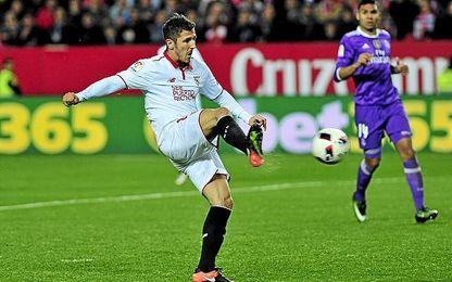 Jovetic se estrenó con gol.