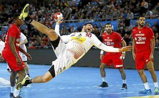 Túnez 21 - 26 España: Se acerca a los octavos de final pese a empeñarse en sufrir