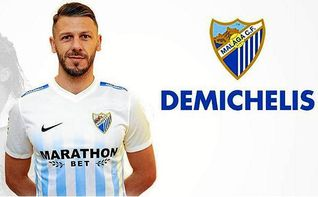 Demichelis vuelve al Málaga hasta final de temporada