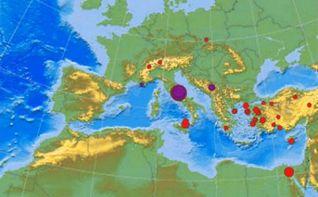 Un terremoto de 5,3 de magnitud sacude el centro de Italia