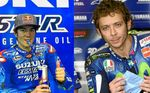 Rossi y Viñales, puntas de lanza del ambicioso proyecto para MotoGP