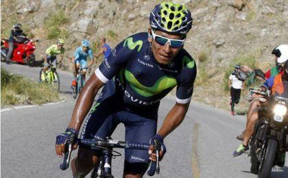Movistar anuncia que Nairo Quintana correrá Giro y Tour