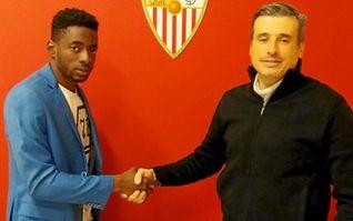 El Sevilla renueva a Yan Brice