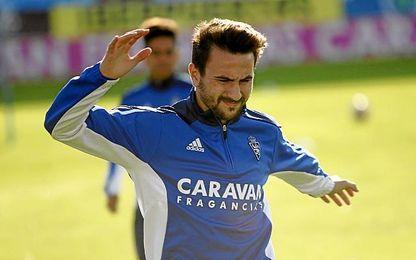 La llegada de Agné al Zaragoza fue perjudicial para Juan Muñoz.