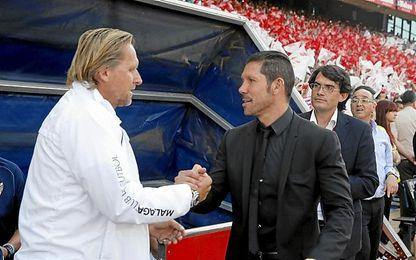Schuster confía en el equipo de Sampaoli.