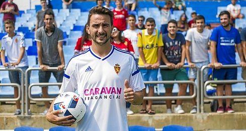 A Juan Muñoz no le ha ido bien en el Zaragoza.