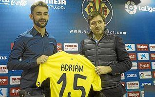 """Adrián: """"Siempre quise volver al Villarreal"""""""