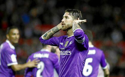 Con la celebración de Ramos comenzó el ruido desde Madrid.