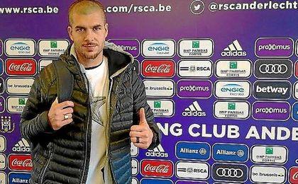 El deportivo cede a Rubén al Anderlecht