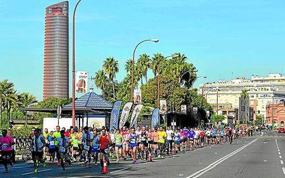 Sevilla vive hoy su 22 Medio Maratón.