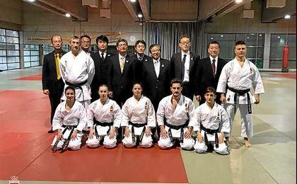 Los karatecas españoles podrán entrenar en Japón para preparar su debut olímpico en Tokyo 2020