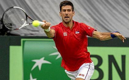 Posible Djokovic-Nadal en cuartos de la Davis