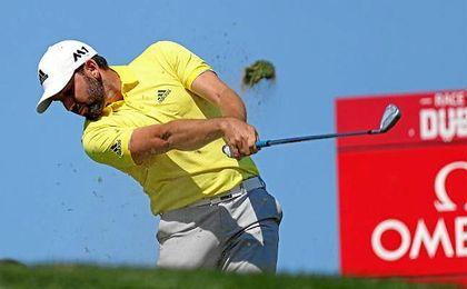 Sergio García conquista Dubai