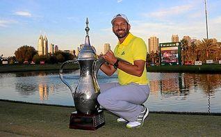 Sergio García entra el top 10 tras su victoria en Dubai