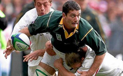 Fallece el exjugador sudafricano Joost van der Westhuizen