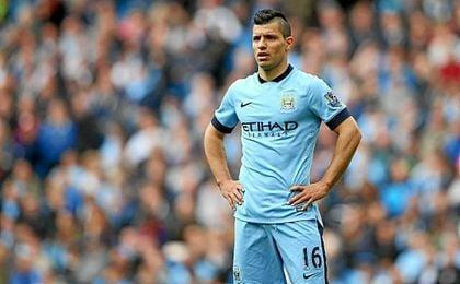 """Agüero: """"No quiero irme del City, pero veremos qué quiere hacer el club conmigo"""""""
