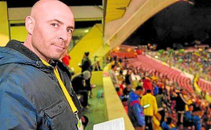 Un ojeador del Sevilla en el Suramericano Sub-20
