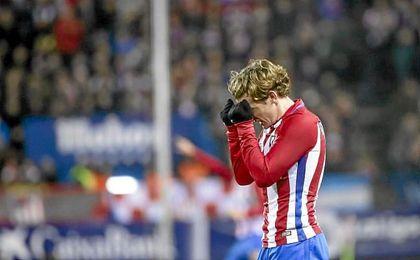 Los penaltis, un problema para el Atlético