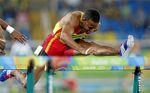 Orlando Ortega vuelve a batir el récord de España en 60 metros vallas