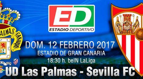 Las Palmas-Sevilla F.C.: En busca de una isla afortunada