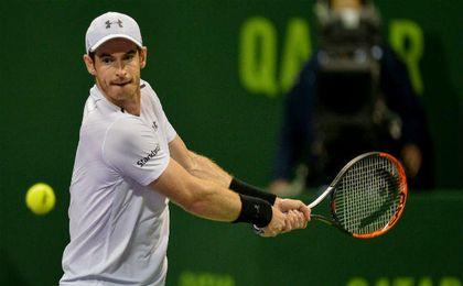 Murray continúa en la cima de la clasificación de la ATP.