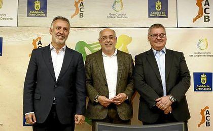 El Gran Canaria Arena albergará la Supercopa 2017 y la Copa del Rey 2018