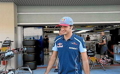 El piloto elogia a Alonso.