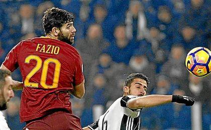 Fazio es un fijo para Spalletti en la defensa de la Roma.