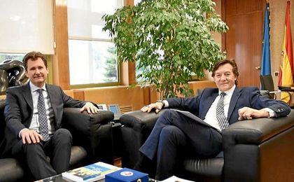 Lete se reúne con el embajador de Ucrania en España para tratar el caso Zozulya