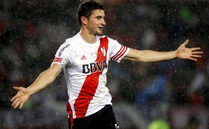 Un equipo chino ofrece a River 18 millones de euros por Lucas Alario