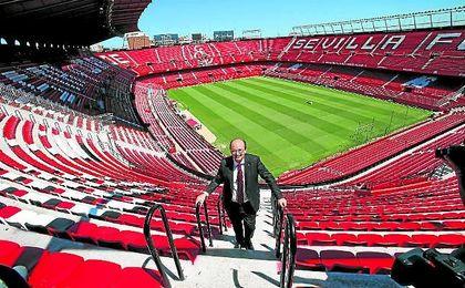 La lucha del Sevilla por acoger una final