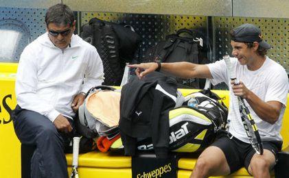 Toni Nadal seguirá con Rafa la próxima temporada