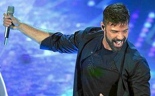 Ricky Martin actuará el próximo 20 de mayo en el Estadio de La Cartuja