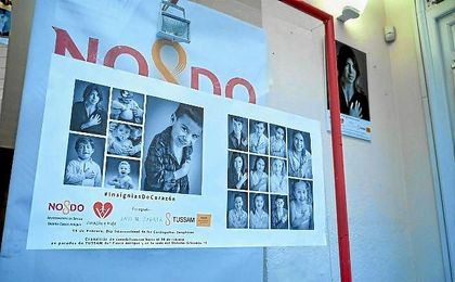 Las personas retratadas padecen cardiopatía congénita.
