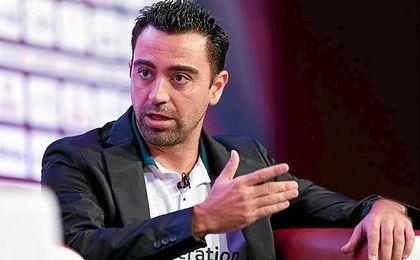 """Xavi: """"El PSG fue superior al Barça en todo"""""""