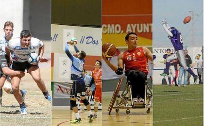 Consulta todos los partidos del polideportivo andaluz
