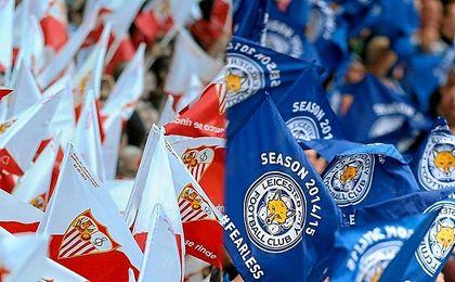 A la venta las entradas para el Sevilla-Leicester