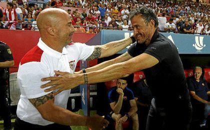 """Sampaoli ya ha señalado que su """"realidad es el Sevilla""""."""
