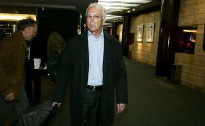 Beckenbauer y la FIFA bajo sospecha.
