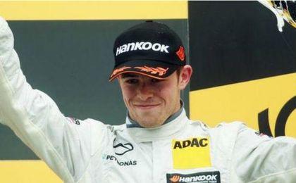Paul Di Resta seguirá en Williams como piloto reserva