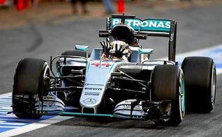 Hamilton afirma que no tiene ´ningún problema´ con Bottas
